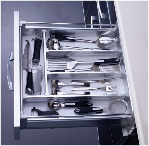 7 Organizing Solutions For Your Kitchen