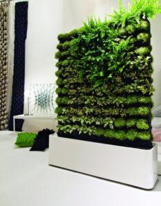 Modern vertical garden