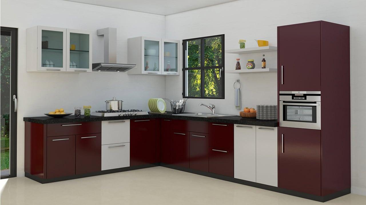installing modular kitchen